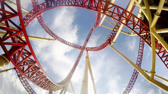 9. Feel the wind in your hair on the Cannibal at Lagoon.