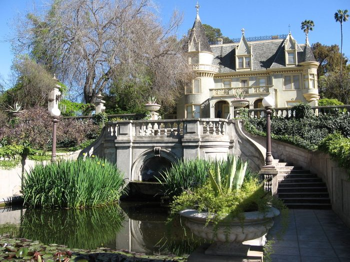 10. Kimberly Crest House and Gardens in Redlands