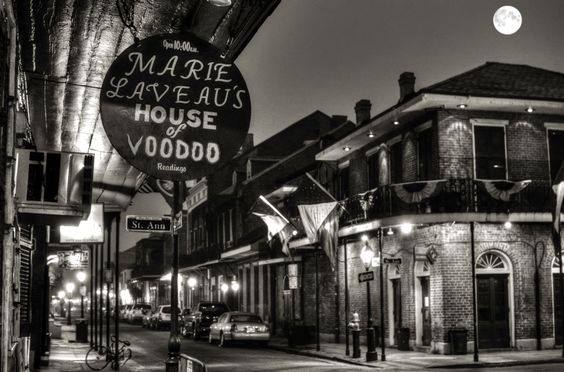2. Marie LaVeau (Voodoo Queen) of New Orleans is entombed in St. Louis Cemetery #1 at the foot of Basin St.