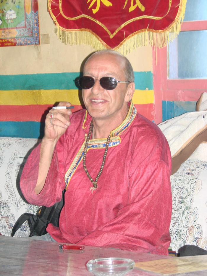 2.) ...hippie...