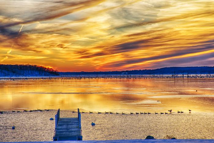 6. Lakes...