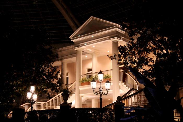 12) Opryland Resort is always a good call.