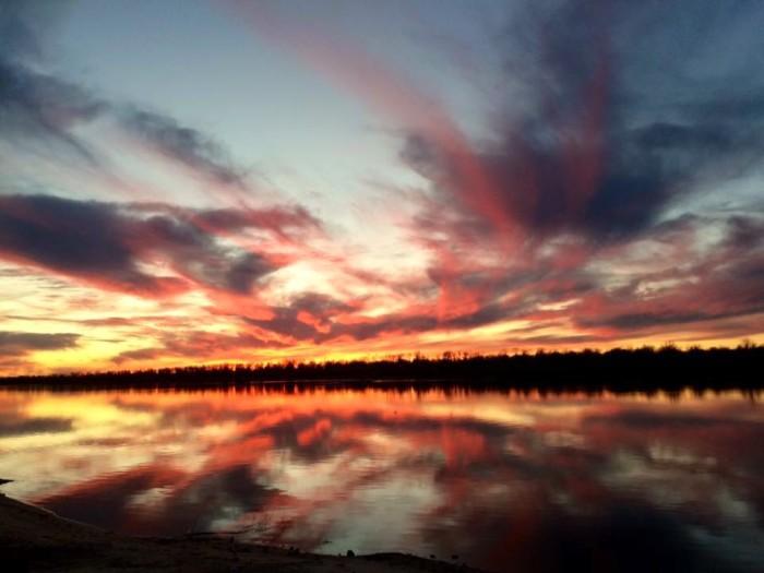 12. Lake Ferguson, Greenville