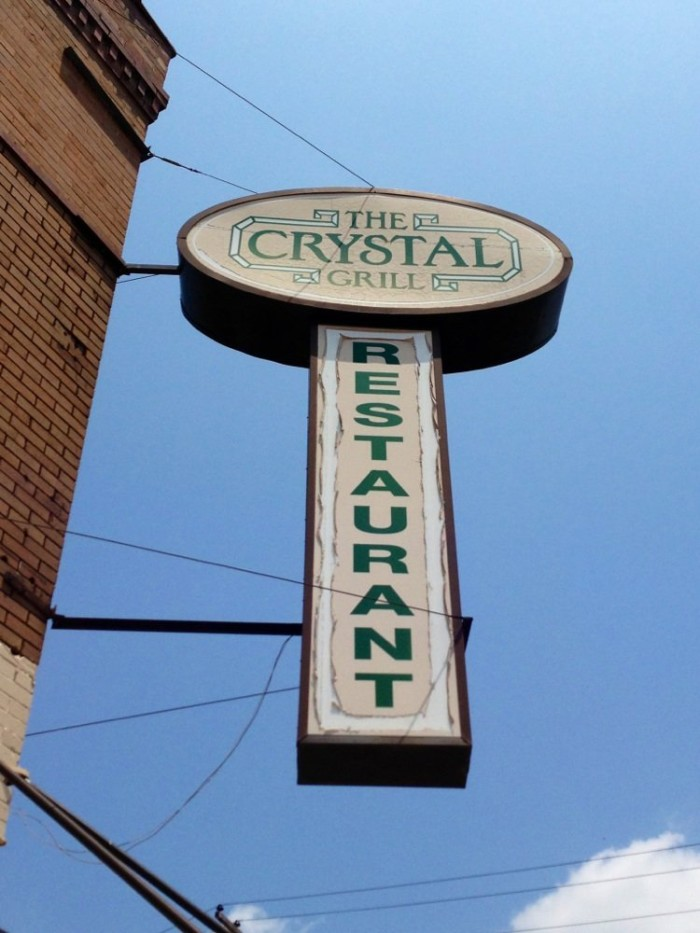 13. The Crystal Grill, Greenwood