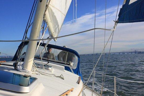 11. Alameda: Sailing
