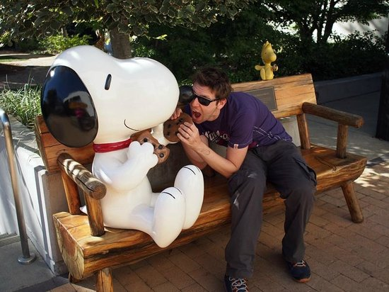13. It's the birthplace of Snoopy