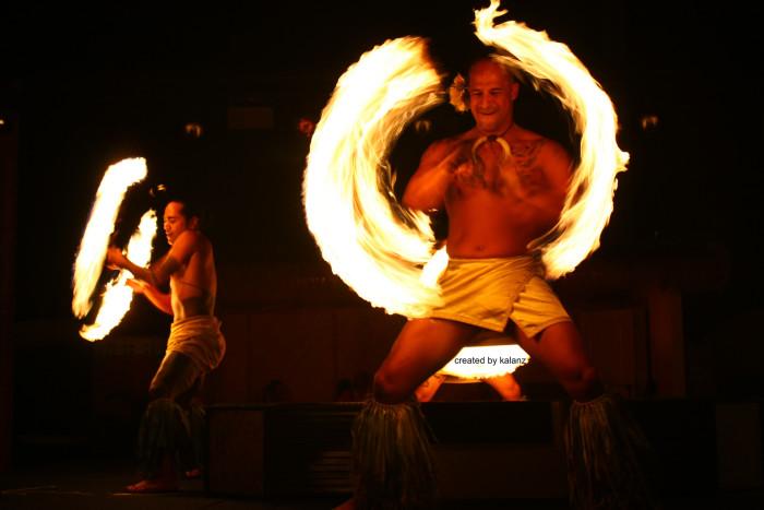 13. Go to a luau, or listen to live Hawaiian music.