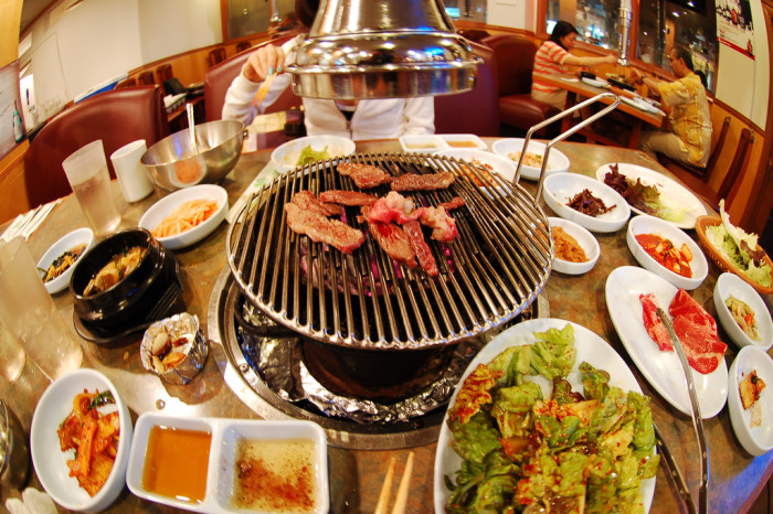 13. Your diet consists of authentic Hawaiian, Japanese and Korean food – and not much else.