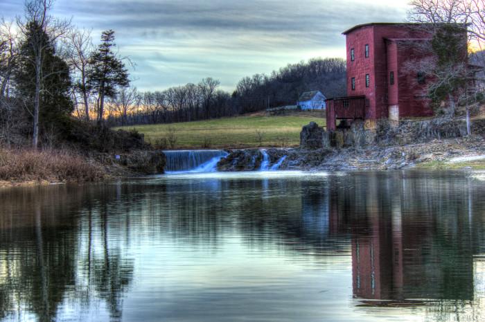 13.Dillard Mill State Historic Site