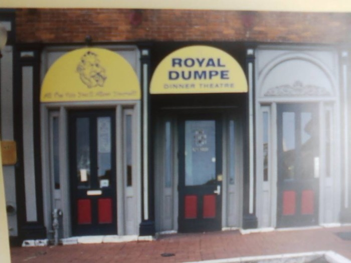 12.  The Royal Dumpe, St. Louis