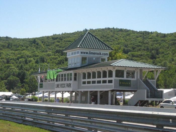 4. Lime Rock Park Racetrack, Lakeville