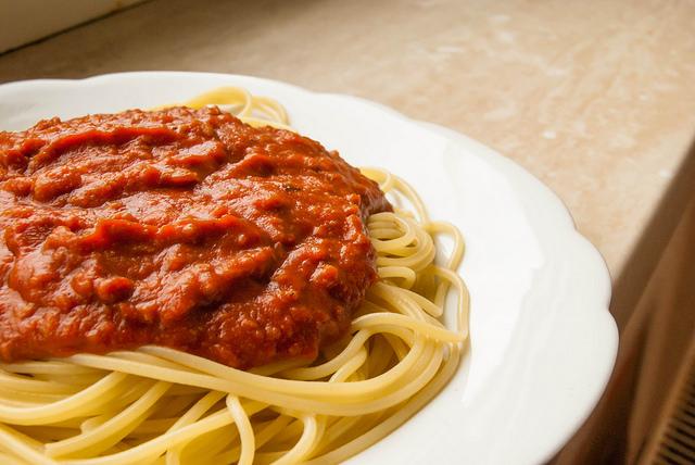 12. Inauthentic Italian cuisine