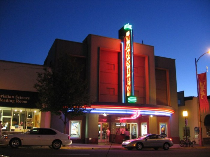 3. Head to Ashland for the annual Ashland Independent Film Festival.