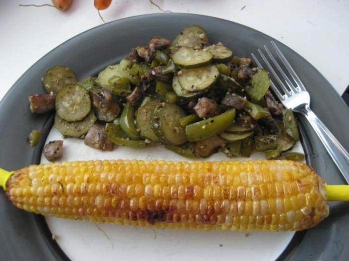 14. Iowa sweet corn