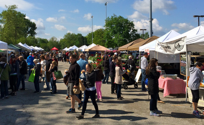 3. Visit an Indiana Farmer's Market