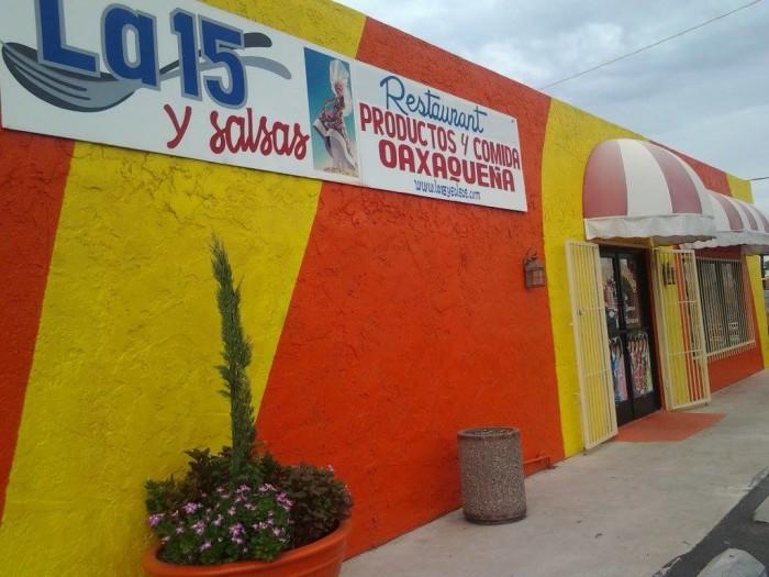5. La 15 Y Salsas, Phoenix
