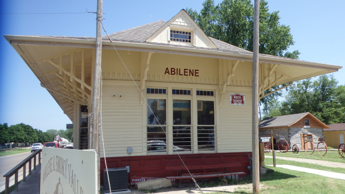 What is it about Abilene that we love the most? Well, for starters, we love the laundry list of potential activities...