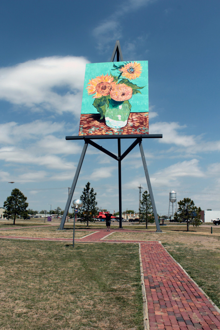 11. Stop by a quirky roadside attraction (or two)...