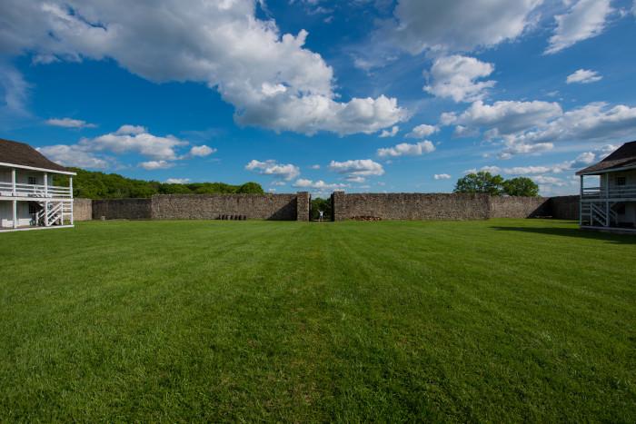 20. Fort Frederick