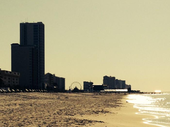 2. Take a trip to one of Alabama's beautiful Gulf Coast beaches.