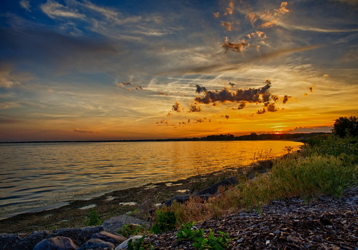 10. You make it a point to see as much of Michigan's natural beauty as possible.