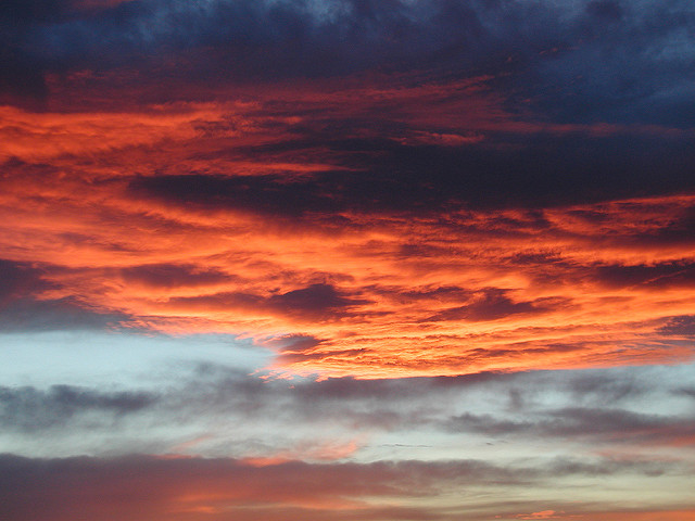 3. The stunning sunsets. Pinks, purples and oranges unlike anywhere else.