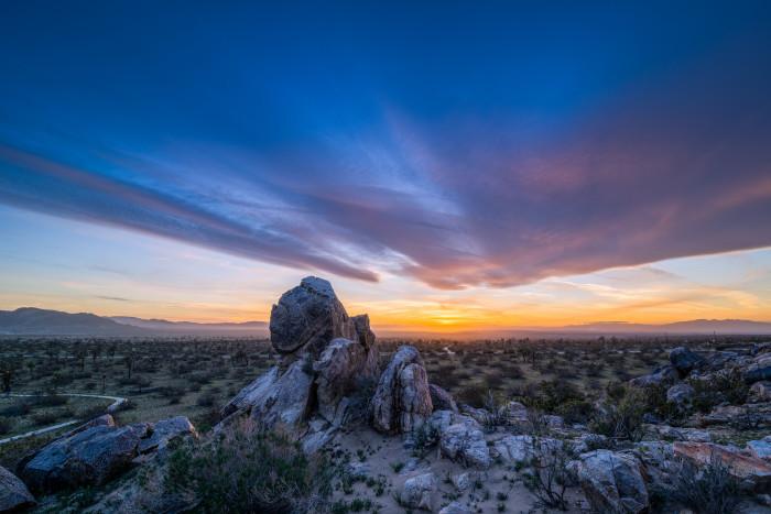 8. Saddleback Butte State Park