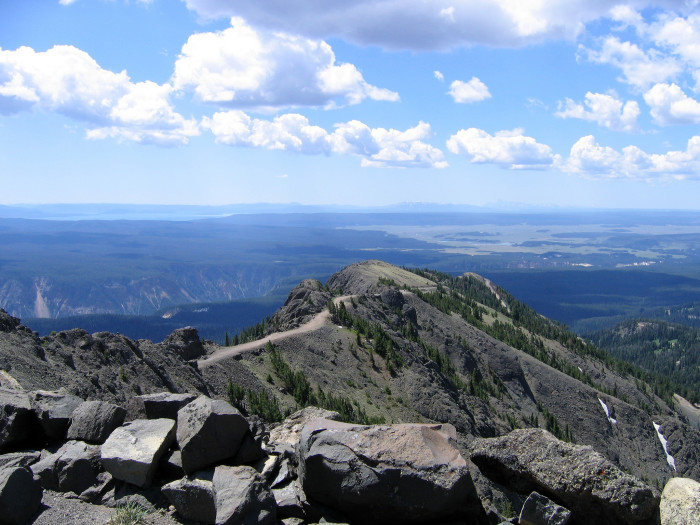 1. Mount Washburn