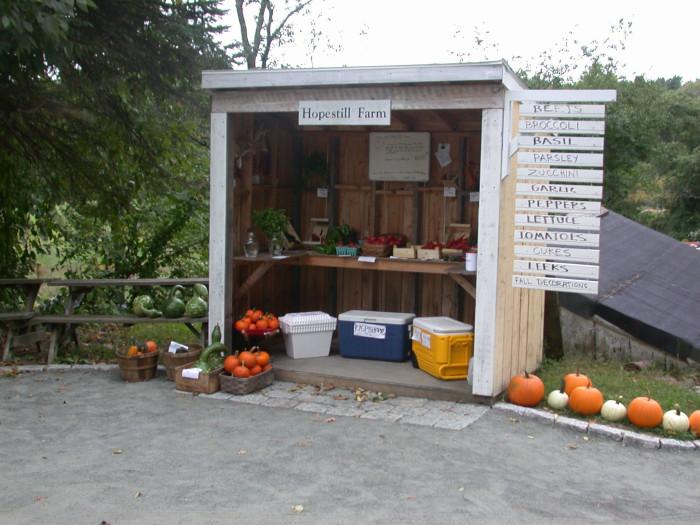 6. Hopestill Farm, Sherborn