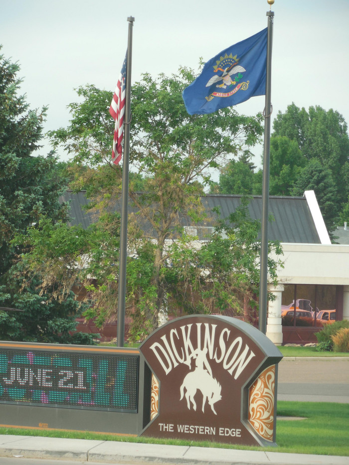 7. Dickinson