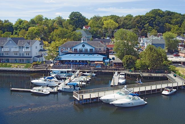 6. Madigan's Waterfront Restaurant (Occoquan)