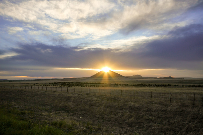 7. Capulin Volcano National Monument, near Raton