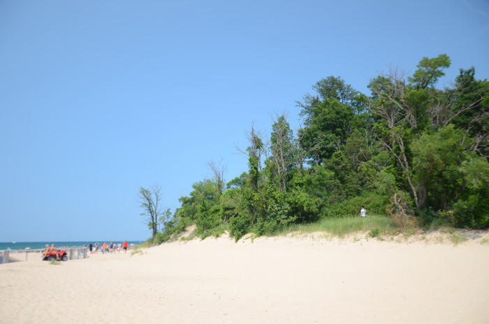 4. Indiana Dunes State Park