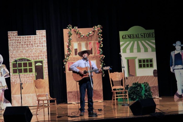12. Montana Cowboy Poetry Gathering & Western Music Rendezvous, Lewistown