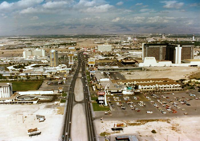 9. Las Vegas Strip, 1973