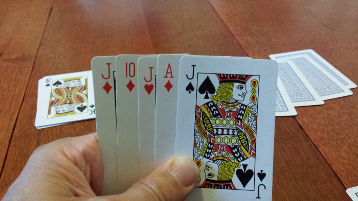 6. Euchre Cards