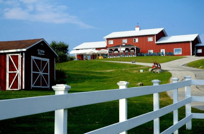 5. Furnace Brook Winery & Hilltop Orchards, Richmond
