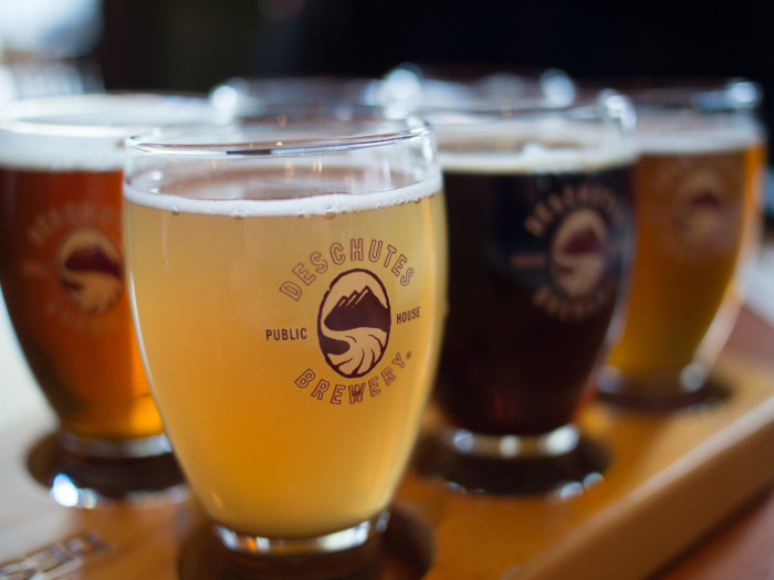 12. Oregon is home to a whopping 152 breweries. Plus,Portland has more microbreweries than any other city in the world. That's a lot of beer.