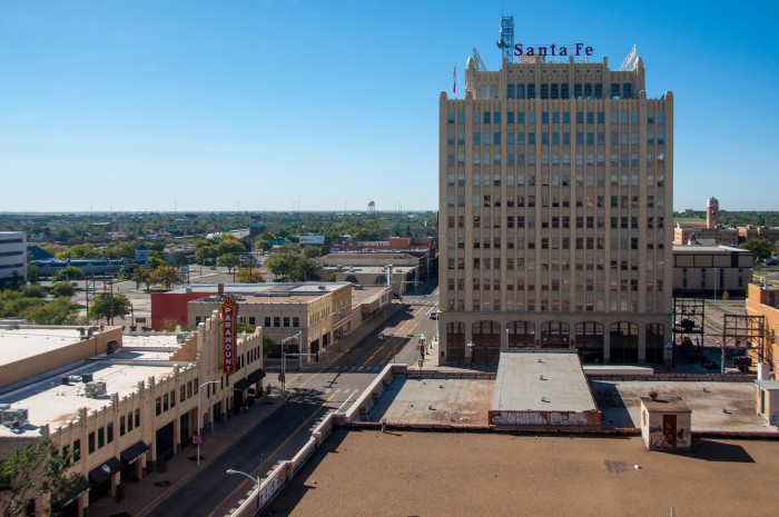 13. In 1968, a time capsule containing a passbook to a bank account containing $10 was buried in Amarillo. It is expected to reach $1 quadrillion in value by 2968.