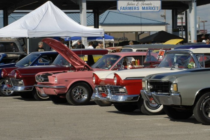 15. Mississippi is the home of the renowned festival, Cruisin' the Coast.