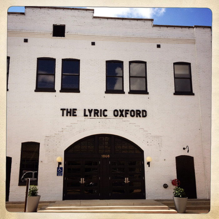 15. Take in a show at Oxford's Lyric Theater.