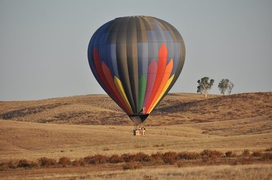 14. Tracy: Hot Air Balloon