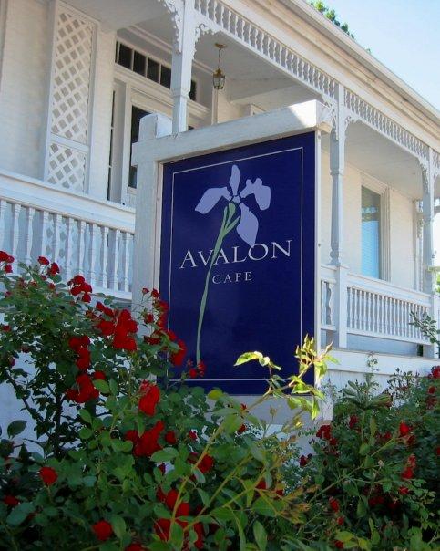 15.  Avalon Café, Weston