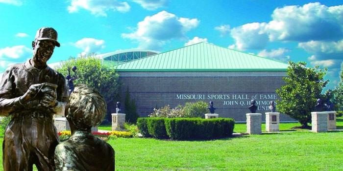 15.2. Missouri Sports Hall of Fame, Springfield