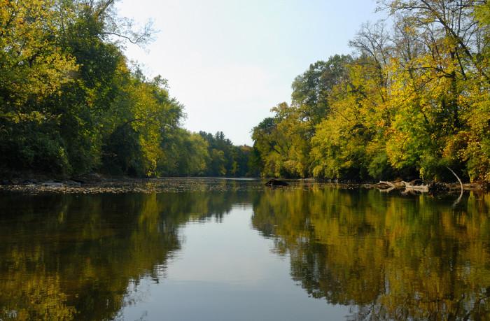 7. Housatonic River, Litchfield