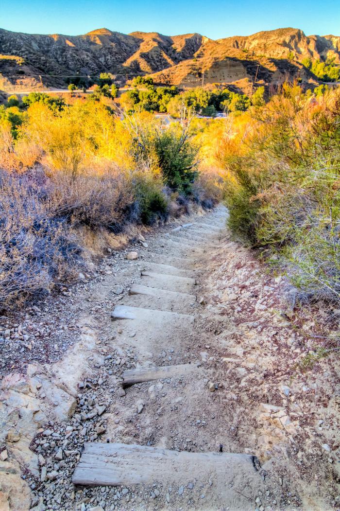 12. Placerita Canyon State Park