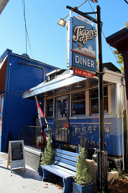 4. Jigger's Diner, East Greenwich