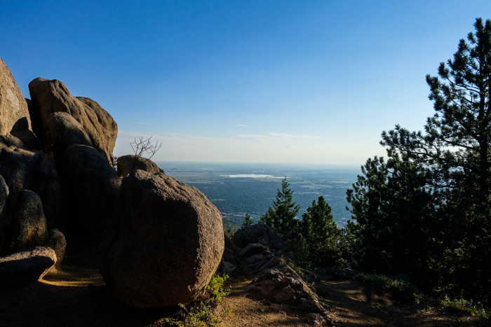 7.) In Boulder, it is illegal to roll an actual boulder through city property...