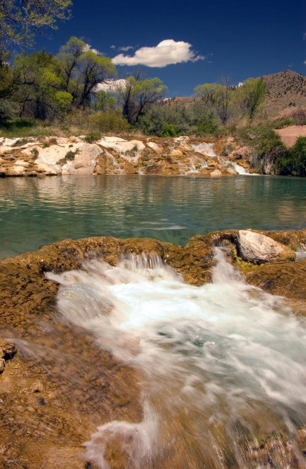 Cascade Falls & Hot Spring