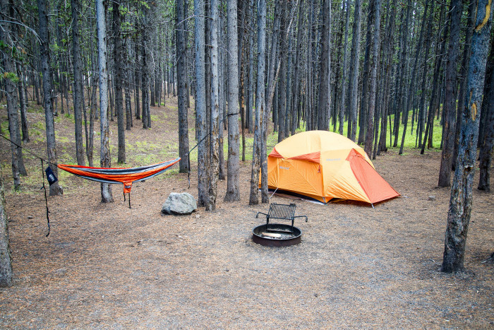 1. Canyon Campground